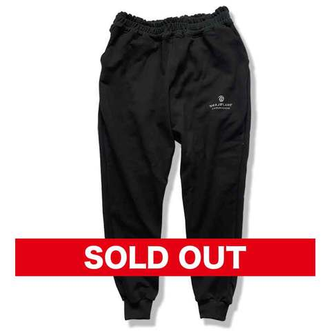 "Sweat Pants ""BLACK"""