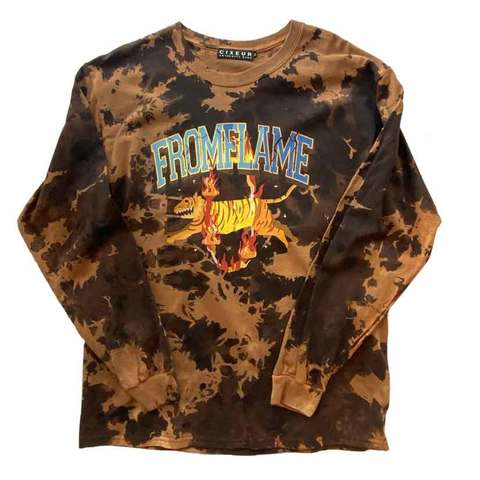 """FROM FLAME"" Longsleeve T-shirts"