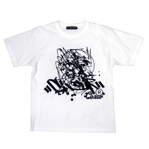 "ESPY × CIXEUR T-shirts ""PAYBACK TIME"""
