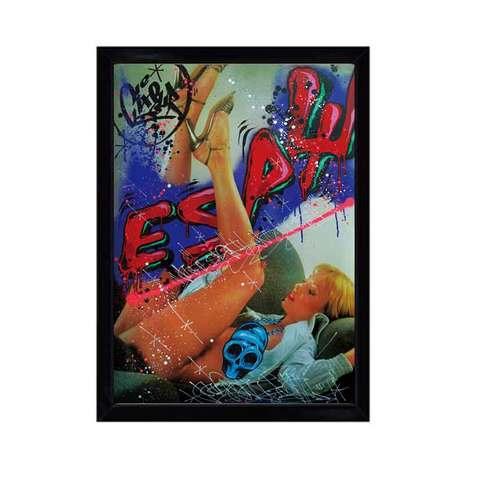 """MAD EPSY MONSTERコラボ B3ポスター""""ESPY"""""""