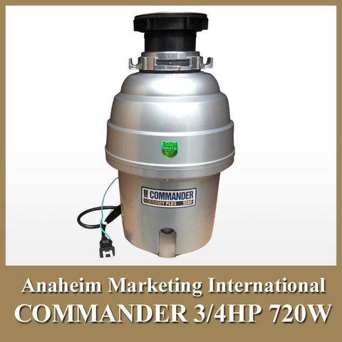 米国アナハイム社製 COMMANDER型 3/4HP 720W