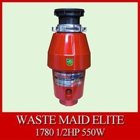 日本仕様の(AMI)社製 WASTE MAID ELITE 1780 1/2HP 375W ディスポーザー