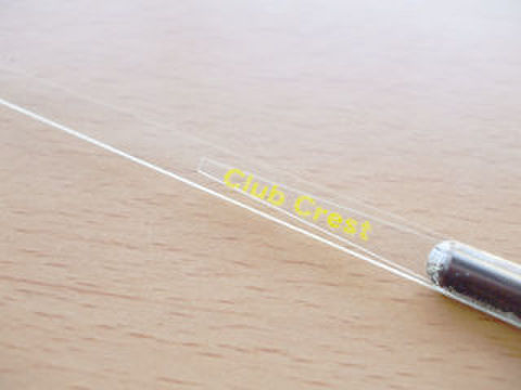 手繰り穂先(16YSS)軸径5mm 錘0.1-1.0号