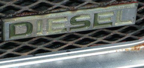 40系DIESELエンブレム 40series DIESEL Emblem
