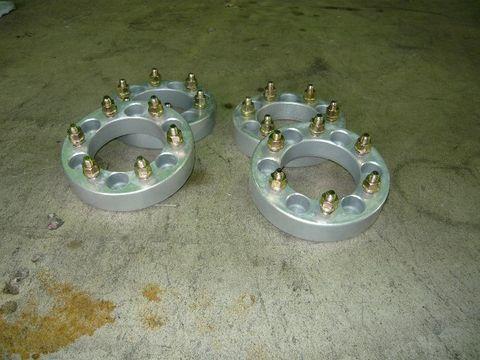 ホイールスペーサー 38mm 4個1セット  / Wheel Spacer for 1unit