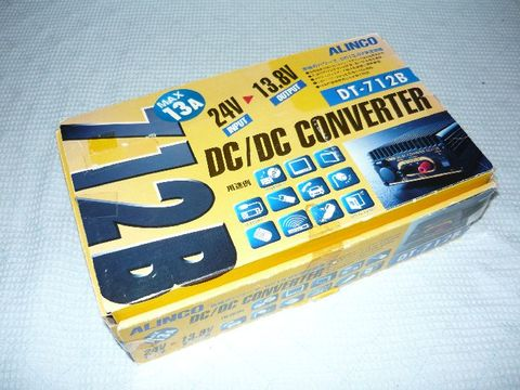 DC/DC コンバータ / DC Converter