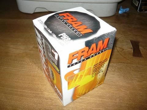 FRAMオイルフィルター