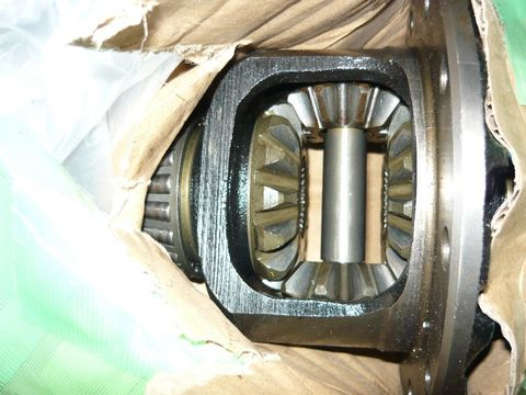 HZJ78 Rear Diff. Side gear part ASSY