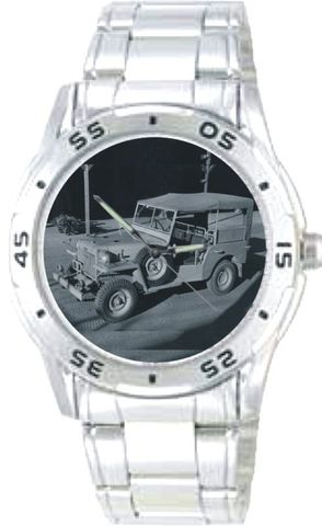 腕時計 ステンレスバンド オリジナル
