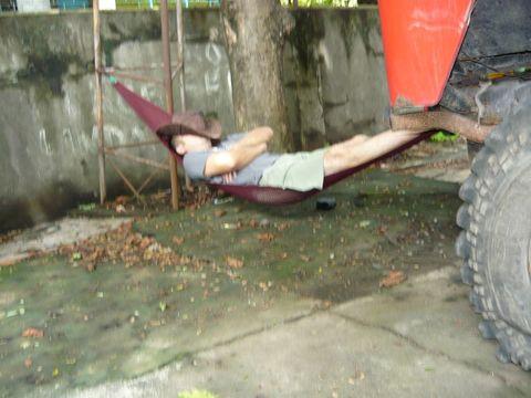 ハンモック/hammock