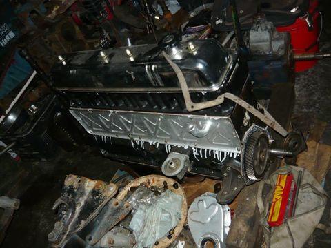 F155 リビルトエンジン① / F155 Rebuilt Motor