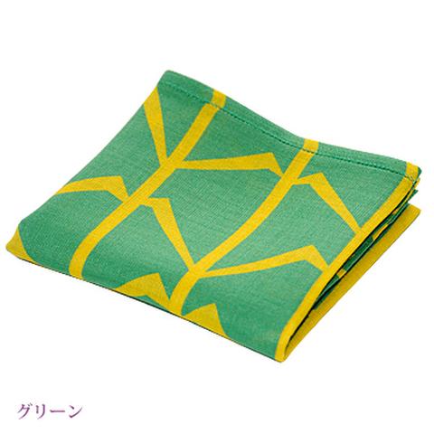 麻ハンカチ〈湖東麻織物〉 Yoshi(ヨシ)