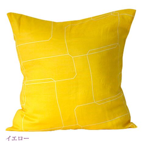 麻のクッションカバー Ishigaki(イシガキ)