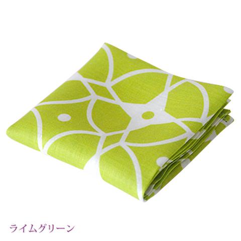 麻ハンカチ〈湖東麻織物〉 Shuriken(シュリケン)