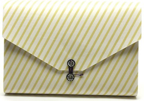 +PAPER01 STRIPE YELLOW