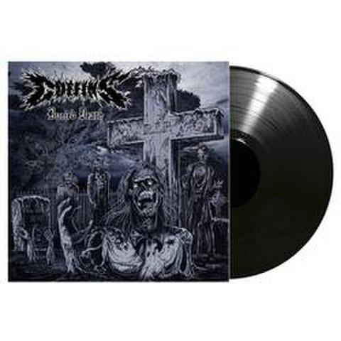 """BURIED DEATH"" - LP (BLACK)"