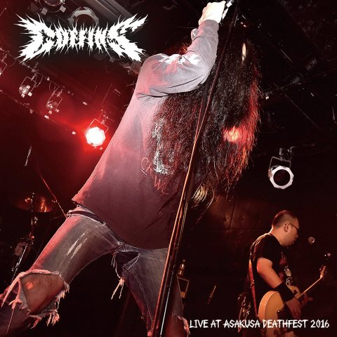 """LIVE AT ASAKUSA DEATHFEST 2016"" - CD"