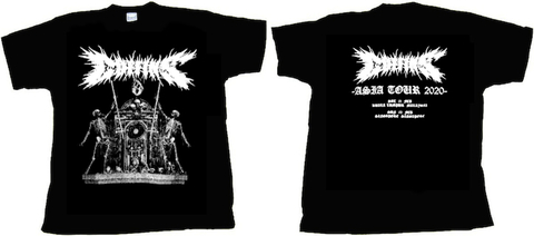 """ASIA TOUR 2020"" - TS (LARGE)"
