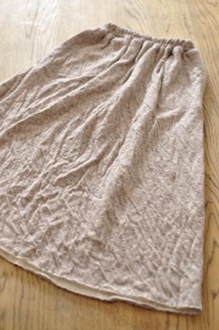 マキシスウェットスカート 90~130 1サイズ