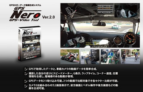 GPS Nero GPS-Video Tool Ver.2.0