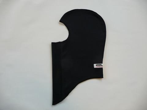 CLA フェイスマスク メッシュ ブラック×ブラック