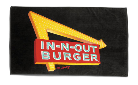 IN-N-OUT NEON-BEACE-TOWEL
