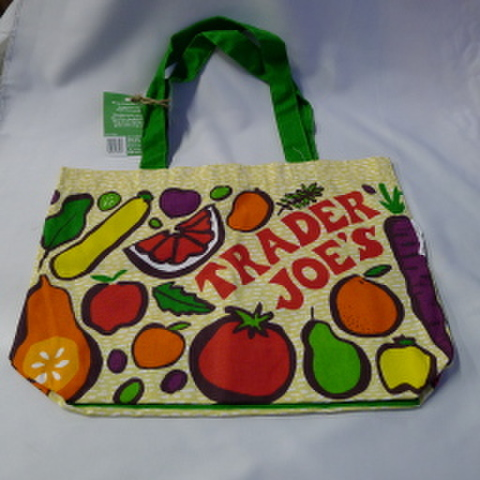 ECO BAG Treder Joe's CANVAS BAG ②