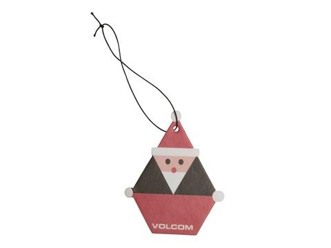VOLCOM SANTASTONE MAGIC FRESHAIR - DEEP RED Style #D6741951