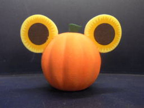 DISNEY 15HOLIDAY pumpkin