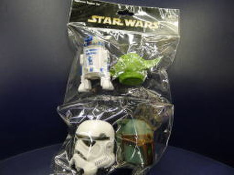 DISNEY STAR WARS 4コセット