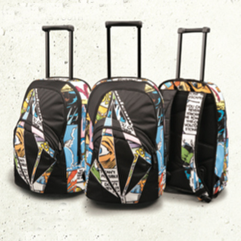 VOLCOM  PURMA ROLLING BACKPACK YOUTH  Style #F6431103