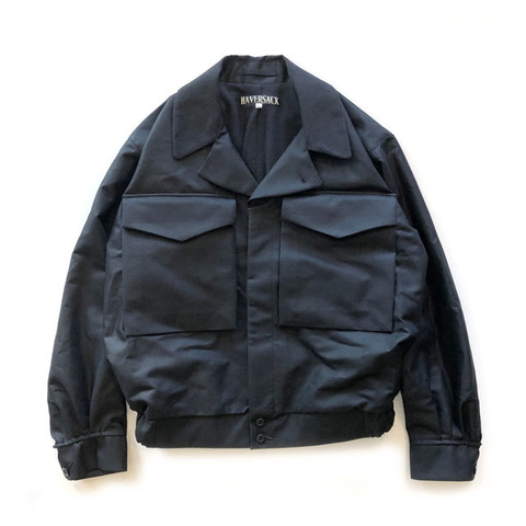 DOUBLE CLOTH TWILL BATTLE JACKET