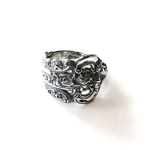 GRANDE BAROQUE (SPOON RING)