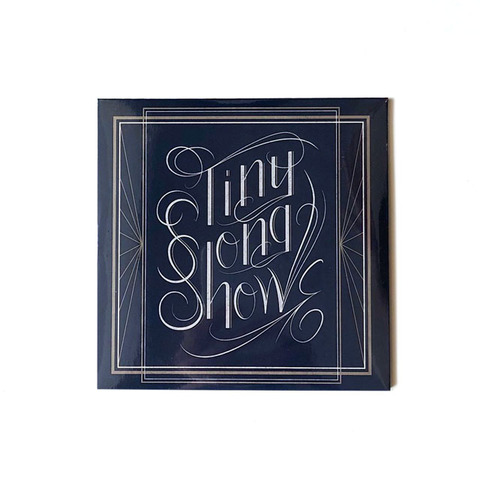 「Tiny Song Show」CD
