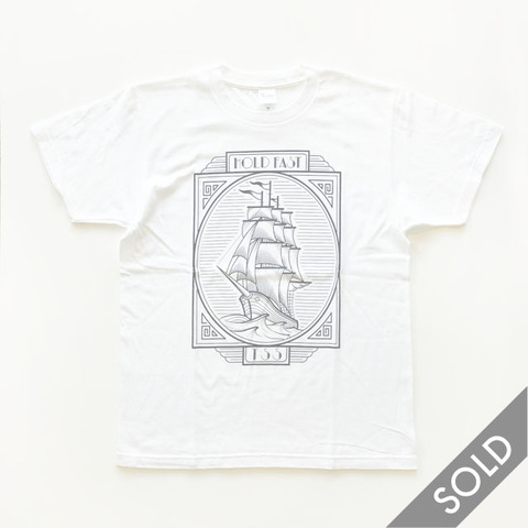 Hold Fast「Ship」T-SHIRTS TSS
