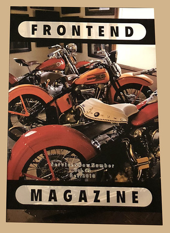 FRONTEND MAGAZINE #43