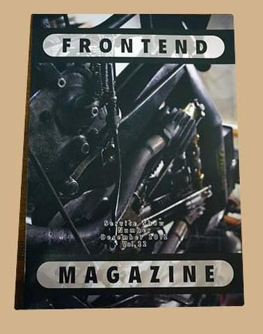 FRONTEND MAGAZINE #22
