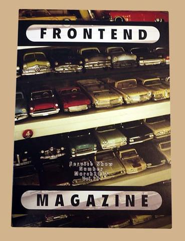FRONTEND MAGAZINE #19
