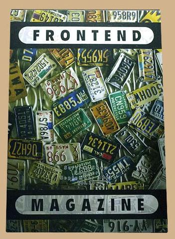 FRONTEND MAGAZINE #21