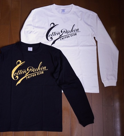 "CP ""TATTOO CLUB"" L/S-T"
