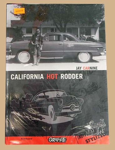 BOOK「CALIFORNIA HOT RODDER」