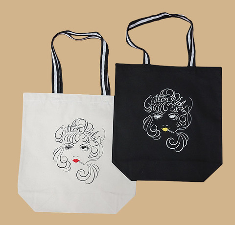 "CP ""WOMAN"" TOTE BAG"