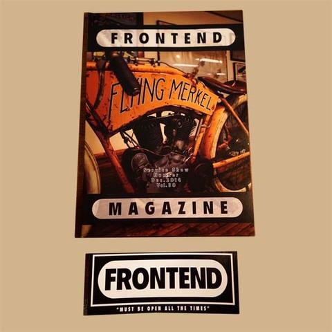 FRONTEND MAGAZINE #30