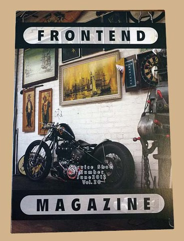 FRONTEND MAGAZINE #20