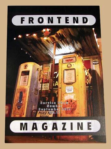 FRONTEND MAGAZINE #17
