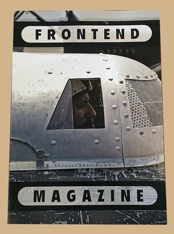 FRONTEND MAGAZINE #44
