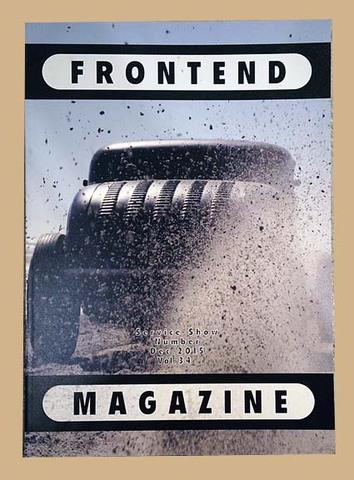 FRONTEND MAGAZINE #34