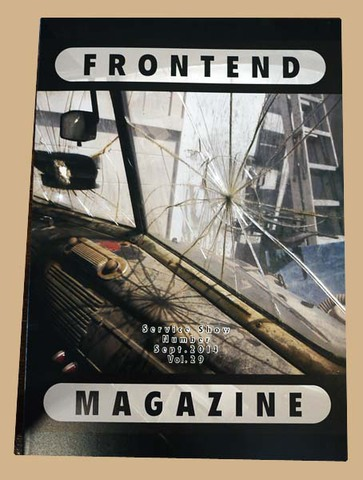 FRONTEND MAGAZINE #29