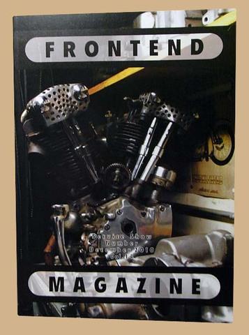 FRONTEND MAGAZINE #14