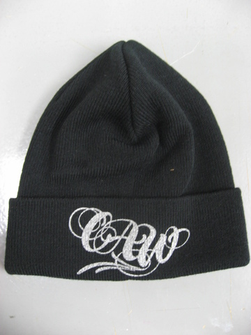 BEANIE (BLACK LONG)